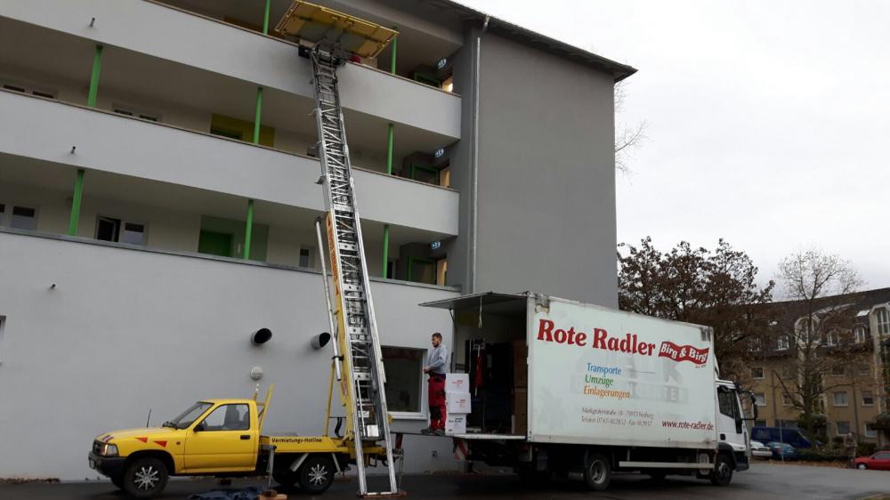 Rote Radler Freiburg